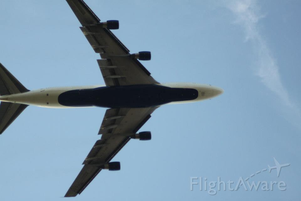 Boeing 747-400 (N664US)