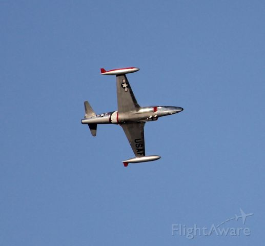 Lockheed T-33 Shooting Star (N939NA)