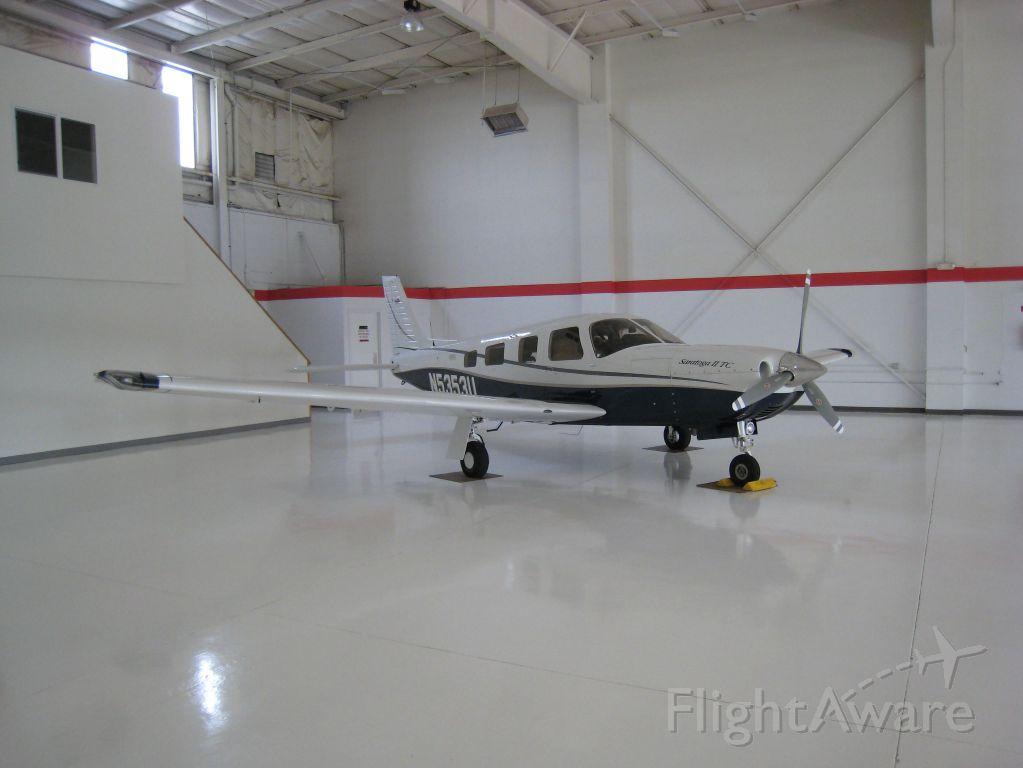Piper Saratoga (N5353U) - Turbo-charged Saratoga