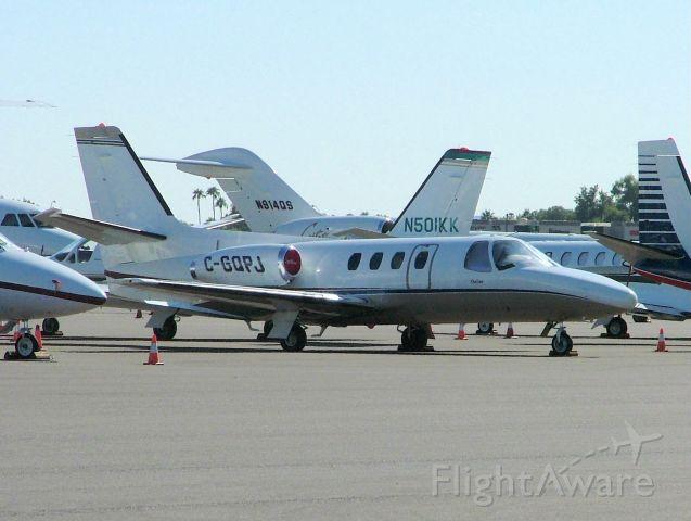 Cessna 500 Citation 1 (C-GQPJ)