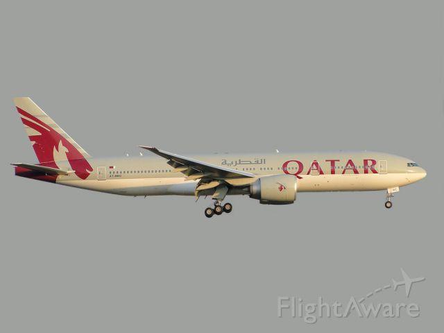 Boeing 777-200 (A7-BBC)