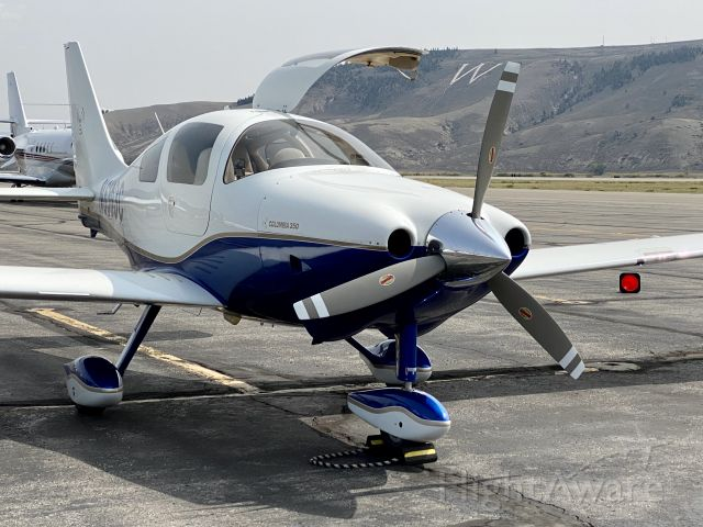 Cessna 350 (N6503C) - Hiking Trails and Montrose Black Canyon