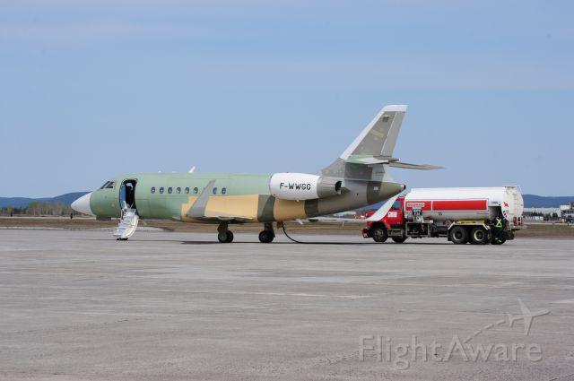 Dassault Falcon 20 (F-WWGG)