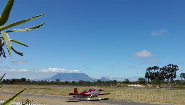 Vans RV-8 (ZU-CHI) - Seen at Morningstar Flying Club, Morningstar, Cape Town, South Africa