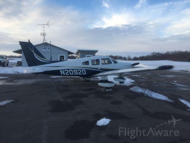 Piper Dakota / Pathfinder (N2092D)