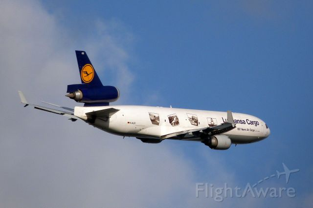 Boeing MD-11 (D-ALCC)