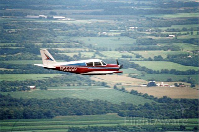 Piper PA-24 Comanche (N5666P)