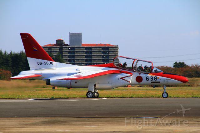 KAWASAKI T-4 (06-5638)