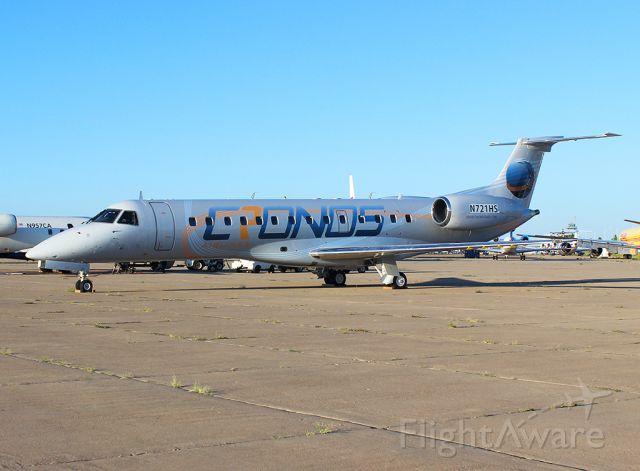 Embraer ERJ-135 (N721HS)