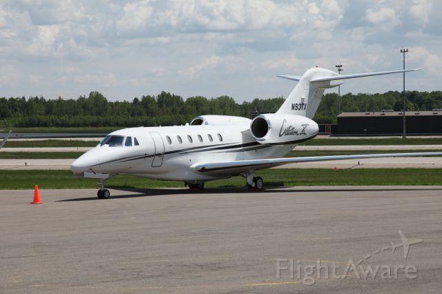 Cessna Citation X (N93TX) - Textron Corporate