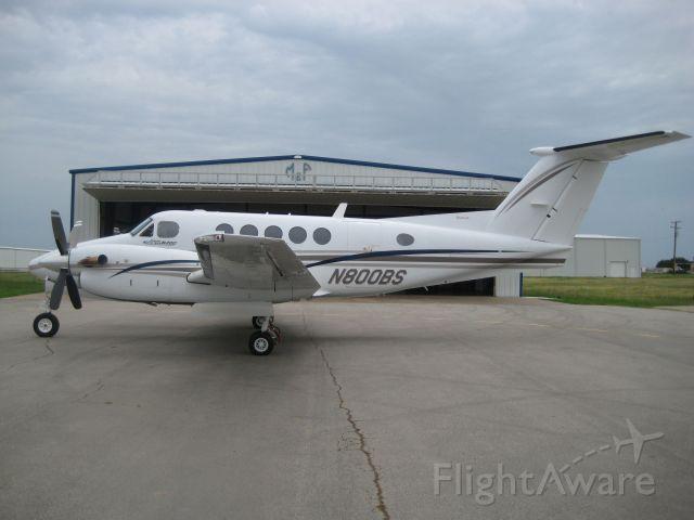Beechcraft Super King Air 200 (N800BS)