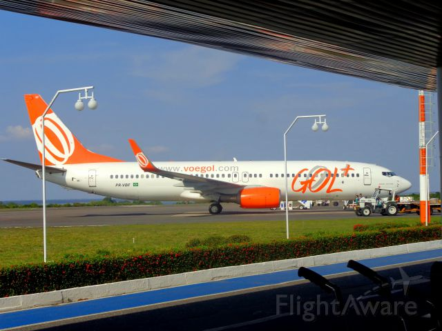 Boeing 737-800 (PR-VBF)