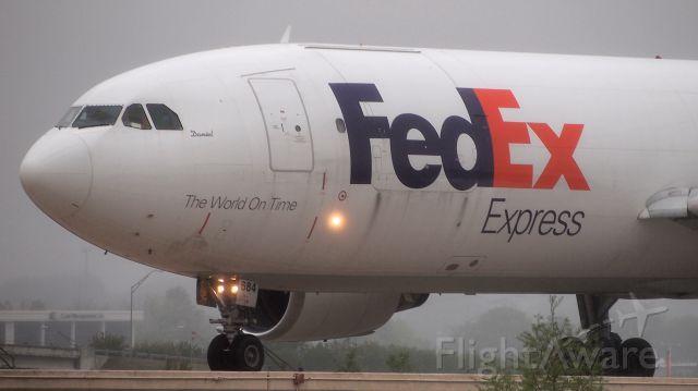 """Airbus A300F4-600 (N684FE) - """"Daniel"""""""