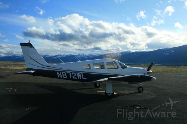 Piper Cherokee (N872WL)