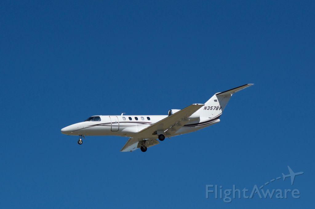 N357BV — - Landing 30L KHOU