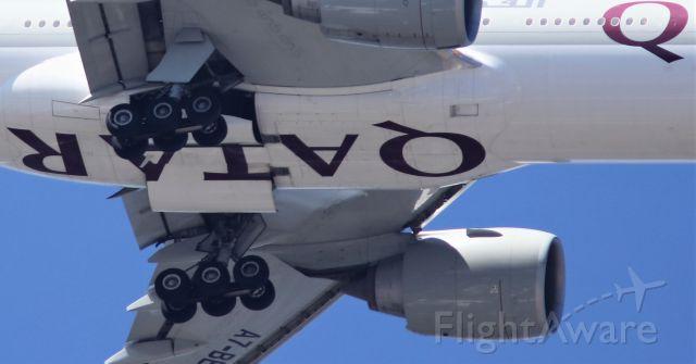 BOEING 777-300ER (A7-BEF) - 7-25-21