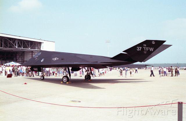 Lockheed Nighthawk — - Lockheer F-117 Nighthawk