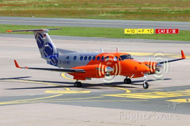 Beechcraft Super King Air 350 (D-CFMF)