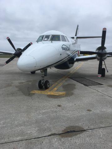 British Aerospace Jetstream Super 31 (C-FFPA) - Vue du C-FFPA en directe de l