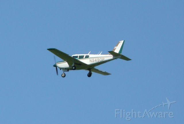 Piper PA-24 Comanche (N9490P) - I