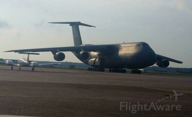 Lockheed C-5 Galaxy — - Cecil Field Jacksonville