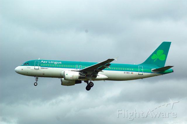 Airbus A320 (EI-DES)