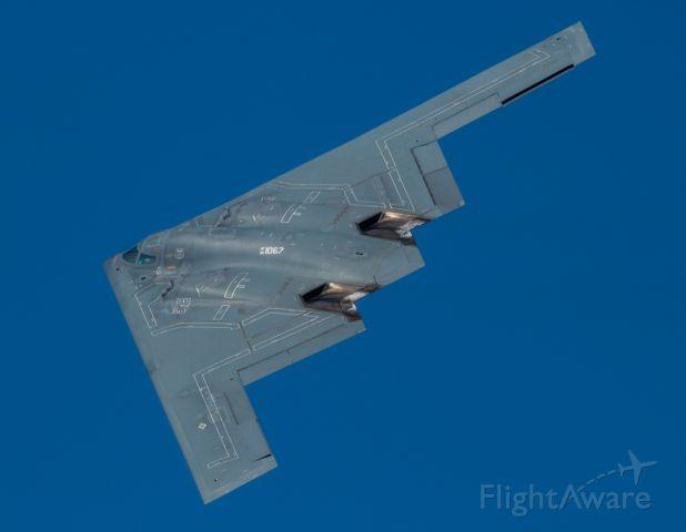Northrop Spirit — - B-2 Spirit of Arizona makes a pass as part of EAA