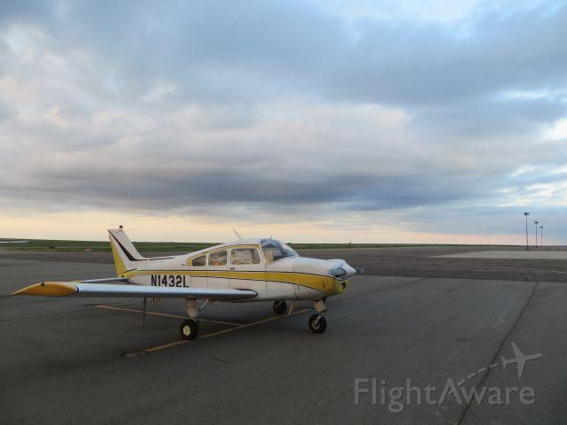 Beechcraft Sundowner (N1432L)
