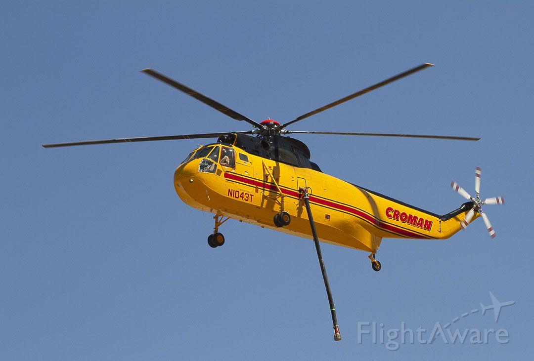 Beechcraft Bonanza (33) (N1043T) - SIKORSKY S-61A not a Bonanza