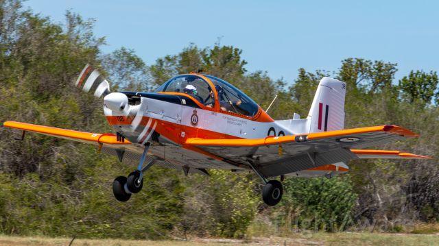 PACIFIC AEROSPACE CT-4 Airtrainer (VH-DPV)