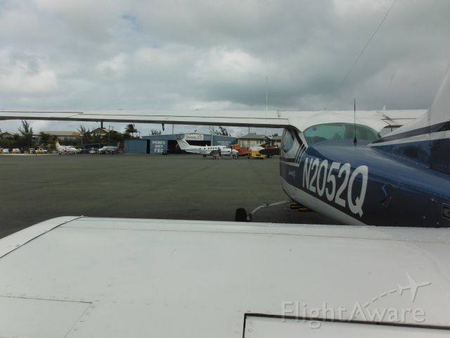 Cessna 177RG Cardinal RG (N2052Q) - Providenciales in the Turks and Caicos