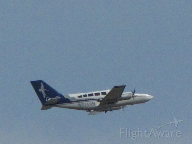 Cessna 402 (N3249M)