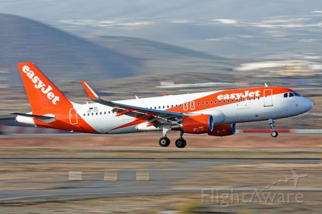 OE-ICD — - Aeropuerto de Tenerife sur Enero 2020