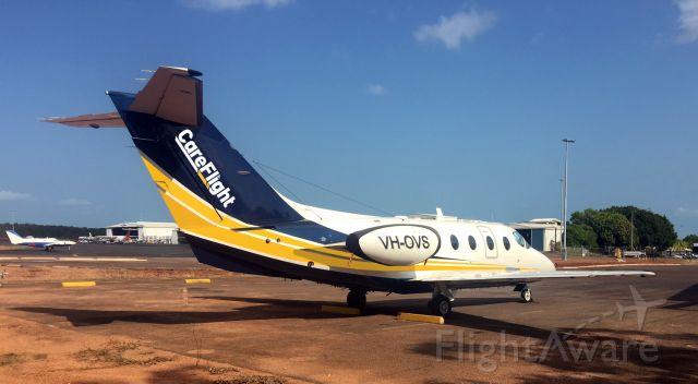 Beechcraft Beechjet (VH-OVS)