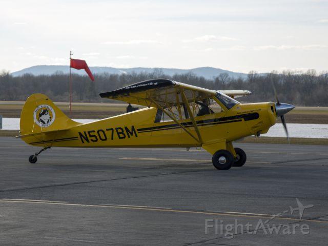 CHRISTEN Husky (N507BM)