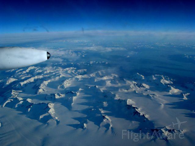 N71PG — - Medical flight over Alaska.