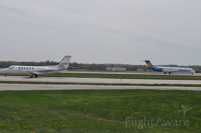 Cessna Citation II (N819KR)