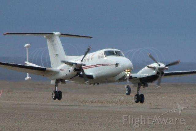 Beechcraft Super King Air 200 (C-GCFF)