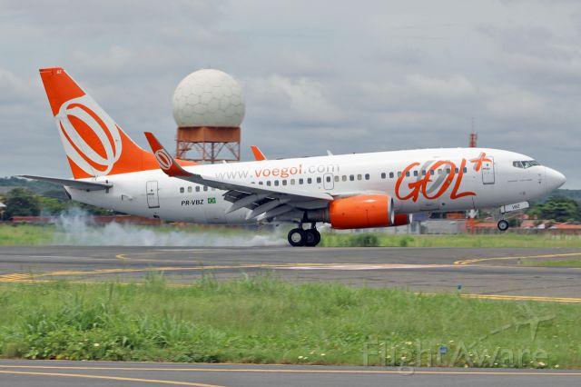 Boeing 737-700 (PR-VBZ)