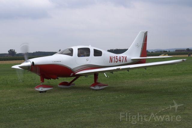 Cessna 400 (N1547K) - Cessna 400 (monomoteur à piston) (COL4)<br /><br />PropriétaireGORSCH-NIES UDO