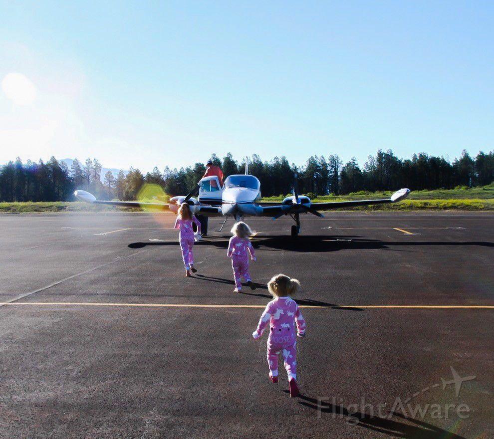 Cessna 310 (N400DP) - Daddy