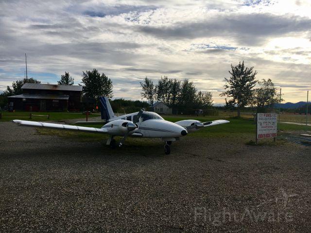 Piper Malibu Mirage (N39759)