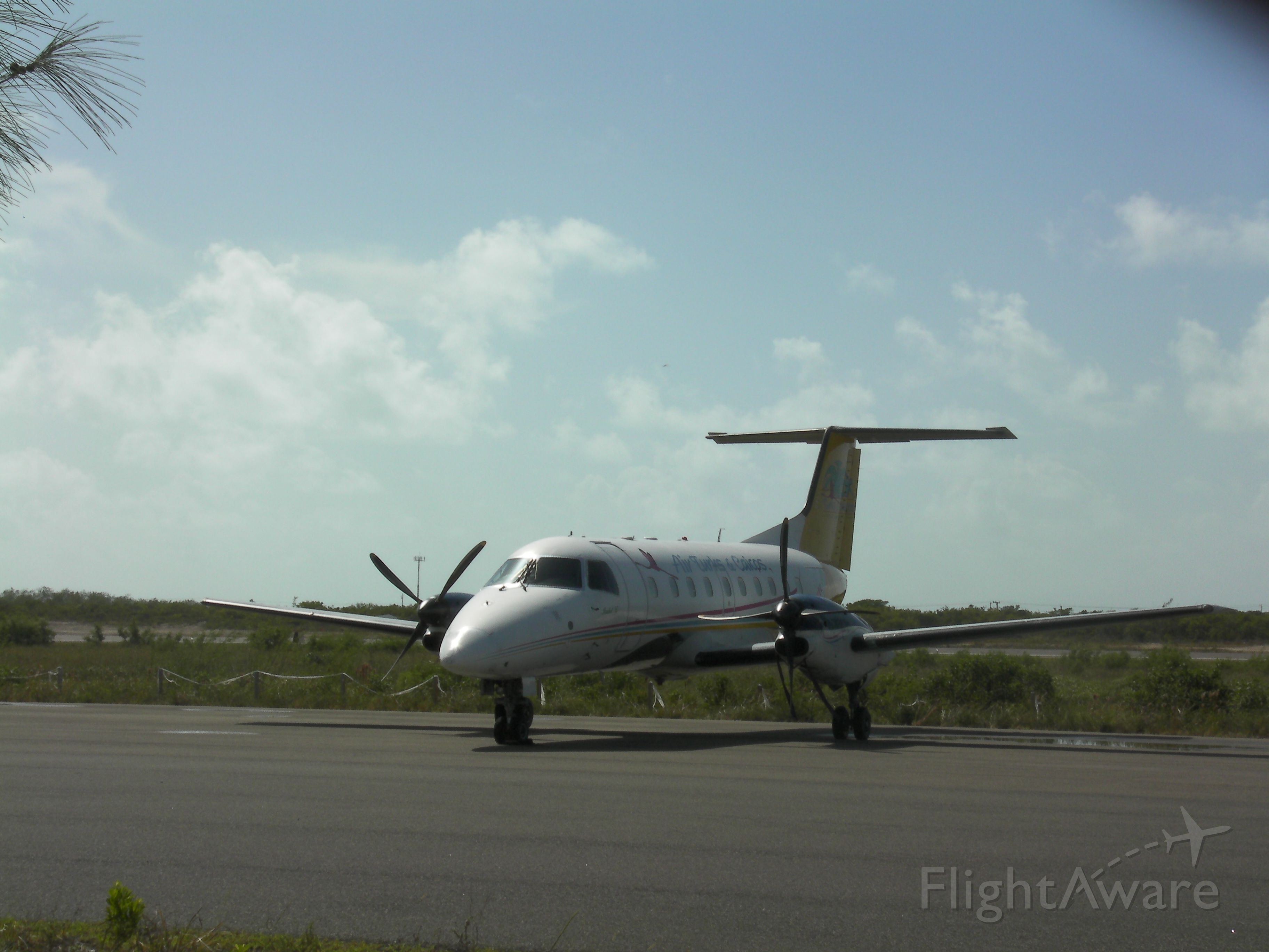 Embraer EMB-120 Brasilia (VQ-TBC) - wonderful plane