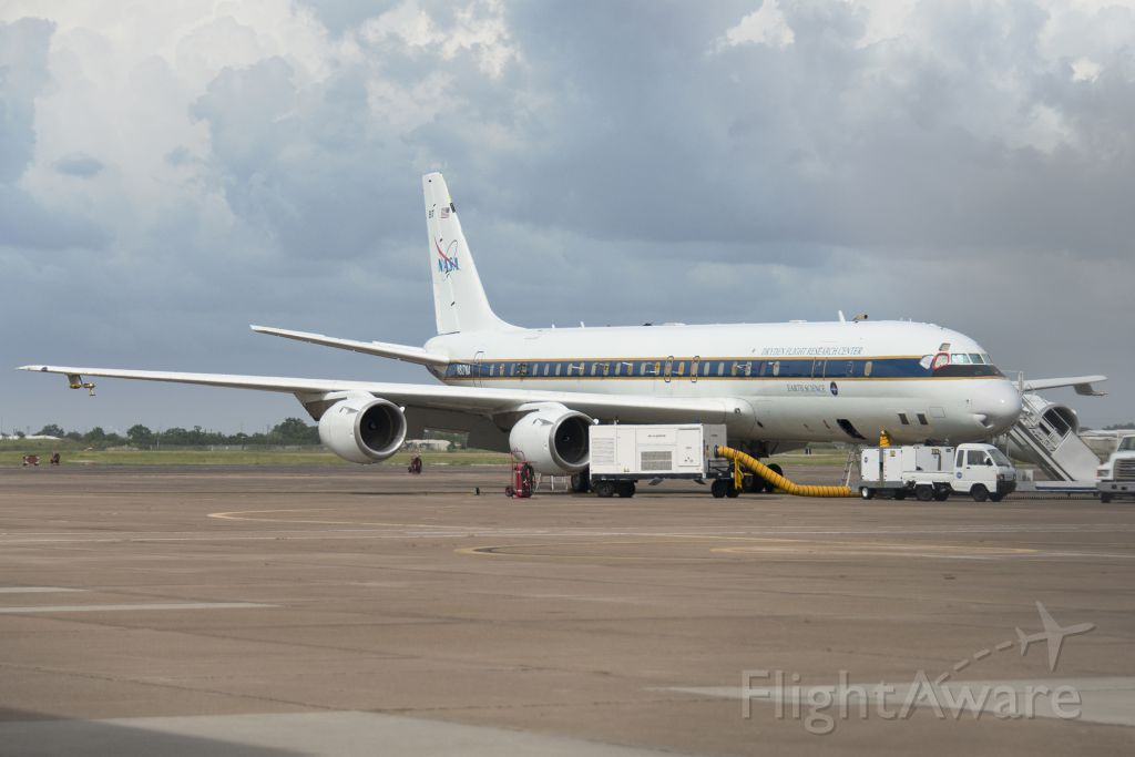 McDonnell Douglas DC-8-70 (N817NA) - N817NA  McDonnell Douglas  DC-8-71  NASA  KEFD  20130915