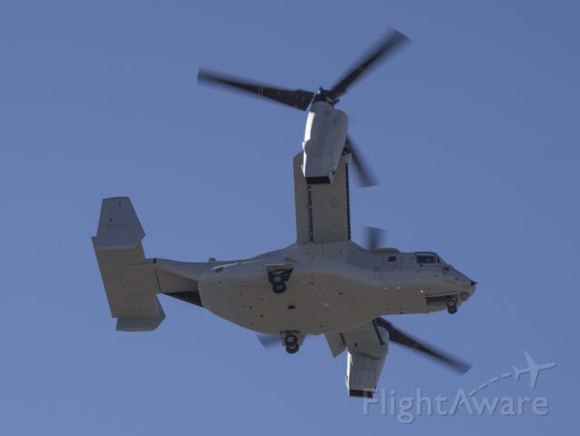 Bell V-22 Osprey (16-8304) - A/C 168304, SerNo 90221, flight testing over Rick Husband International Airport in Amarillo, Texas, on Oct. 23, 2013.
