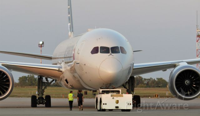 Boeing 787-9 Dreamliner (N840AN) - *****SELECT FULL FOR HD*****<br /><br /><br /><br /><br /><br />American 787-9 leaving Buffalo on 9/27.<br /><br /><br /><br /><br /><br />******SELECT FULL FOR HD******