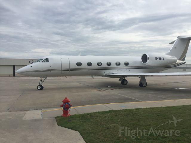 Gulfstream Aerospace Gulfstream IV (N520CM)