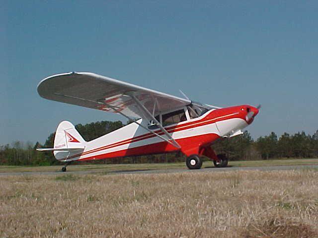 Piper PA-12 Super Cruiser (N4424M)