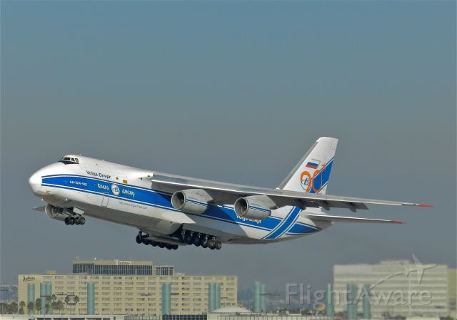 Antonov An-124 Ruslan (RA-82079) - Higher definition photo