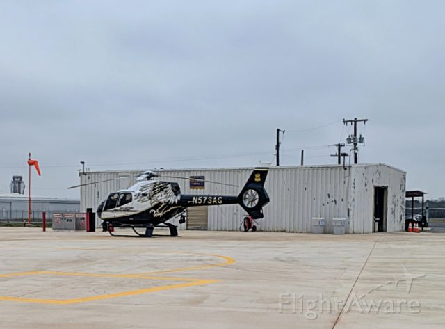 N573AG — - Waiting for a call at Stinson...